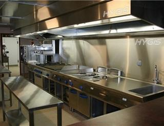 Nettoyage de hotte for Equipement restaurant professionnel
